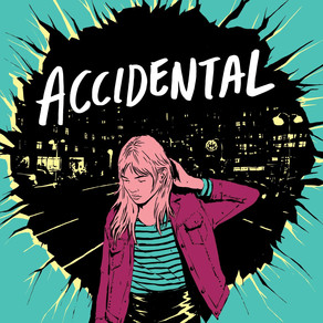 ARC Review: Accidental by Alex Richards