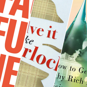 Monday Mini-Reviews: Reading New Type of Books