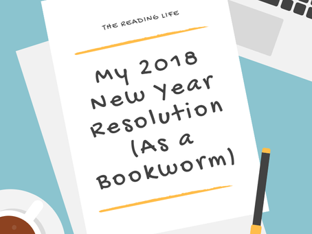 Year of 2018 in Books, What's the Plan?