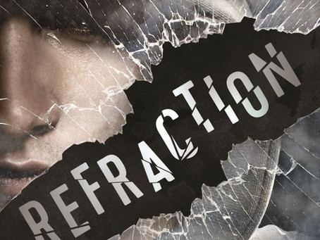 Blog Tour: Refraction by Naomi Hughes Promotional Post + Exclusive Giveaway