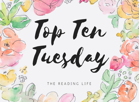 Top Ten Tuesday: Ten Books With Fall/Autumn Covers/Themes