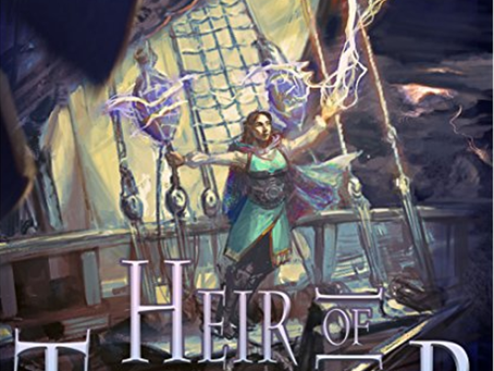 ARC Review: Heir of Thunder by Karissa Laurel