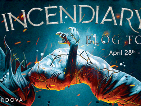 Blog Tour: Incendiary by Zoraida Córdova Promotional Post + Exclusive Giveaway