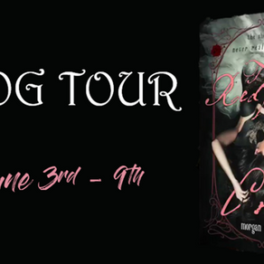 Blog Tour: The Redpoint Crux by Morgan Shamy + Exclusive Giveaway