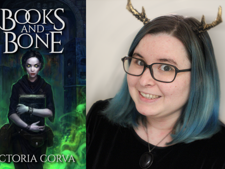 "Guest Post: Author Victoria Corva - ""How My Username Became My Pen-Name"""