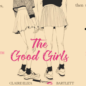 Blog Tour: The Good Girls byClaire Eliza Bartlett Promotional Post