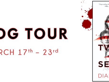 Blog Tour: All Your Twisted Secretsby Diana Urban Promotional Post