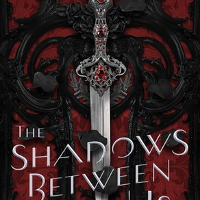 ARC Review: The Shadows Between Us by Tricia Levenseller