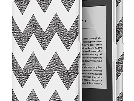 6 Gorgeous Kindle Cases to Dress Up Your Beloved Kindle With