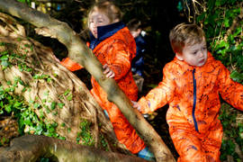 Forest School Nursery Days Childrens Nursery Upchurch Rai