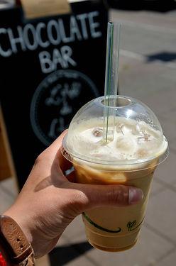 L'art du Chocolat Iced Dulcey Coffee