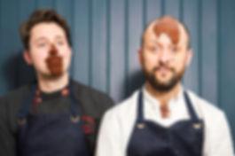 Cyril (left) & Niolas (right) Owners of L'art du Chocolat