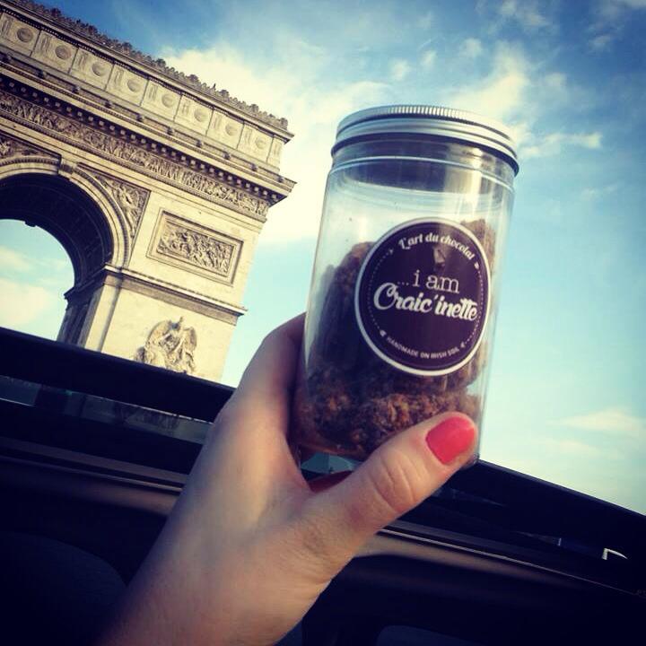 Craic'inettes in Paris