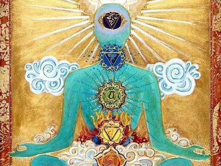 Building a Chakra Mala