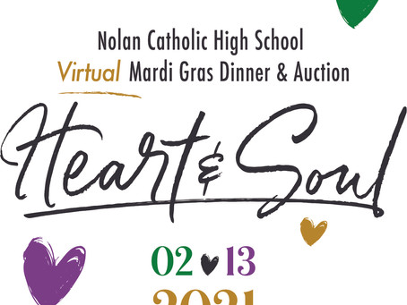 Heart & Soul Annual Dinner and Auction - FEB. 13