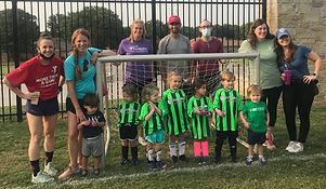 Alumni Soccer Team
