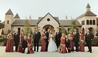Petrie wedding