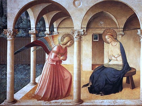 Celebrating the Solemnity of the Annunciation & the Day of the Incarnation