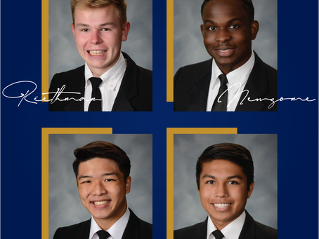 2021 Military Academy Appointments