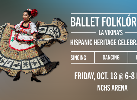 Hispanic Heritage Celebration! Tickets on sale now