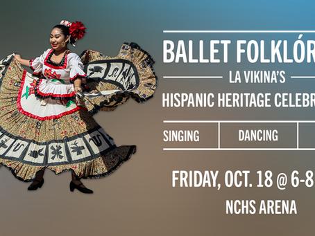 Hispanic Heritage Celebration! Tickets on sale now