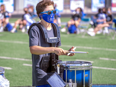 NCHS Drumline Workshop Dates Available