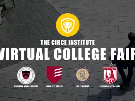 Classical Education College Fair