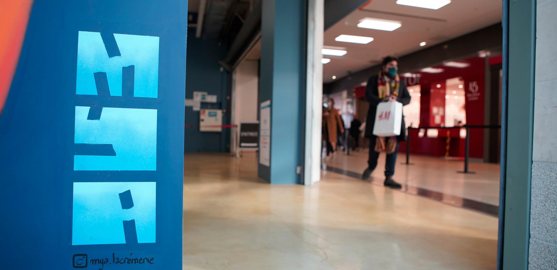 Centre Commercial La Visitation
