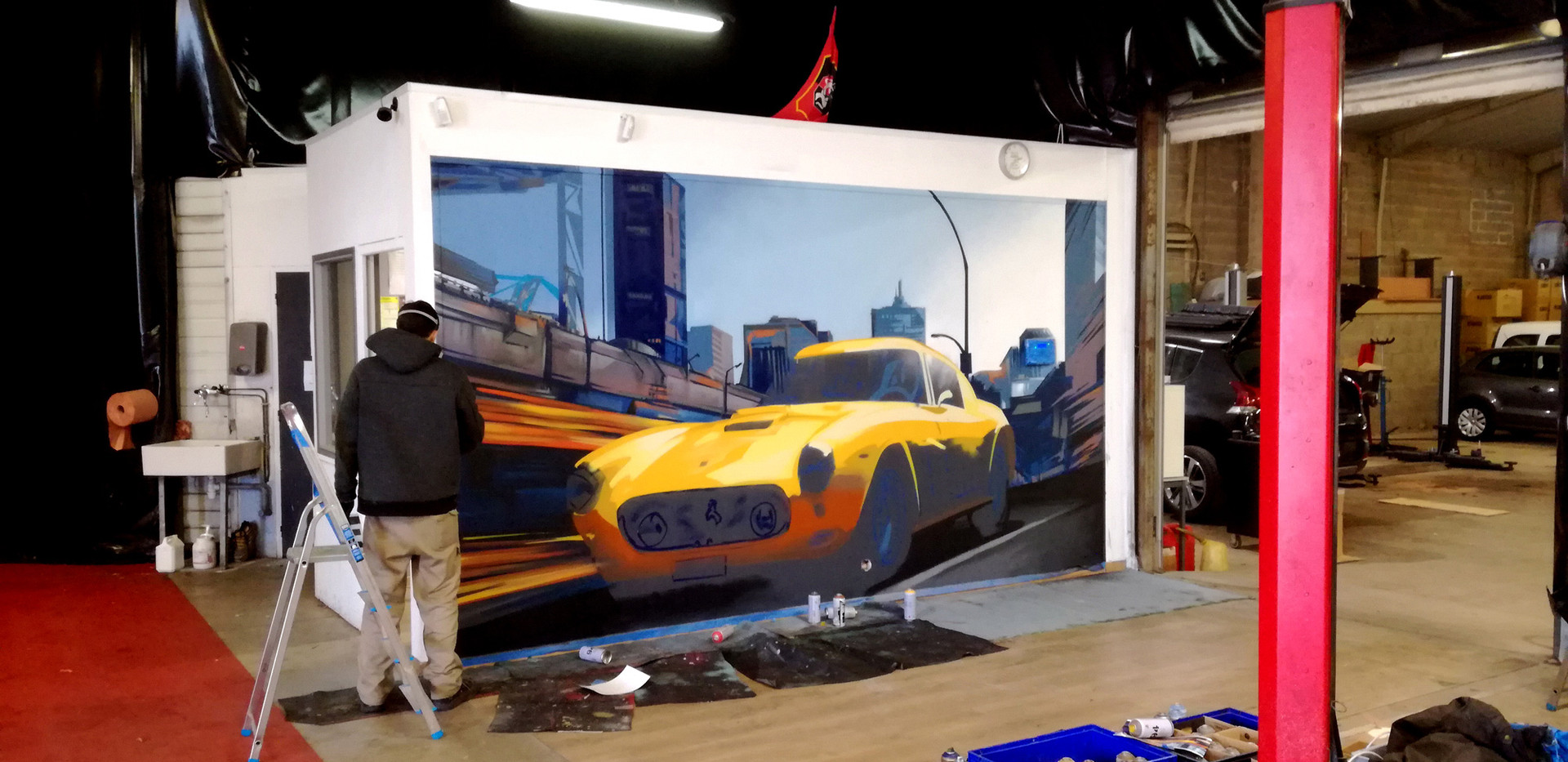 Fresque NS Automobiles