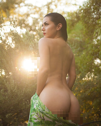 """""""Let the Sun Shine In"""" - Color 8x10 Signed Print - UNCENSORED"""
