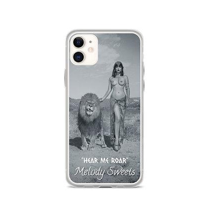 """Hear Me Roar"" Melody Sweets - iPhone Case"