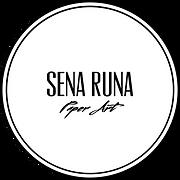 Sena Runa Paper Art Logo