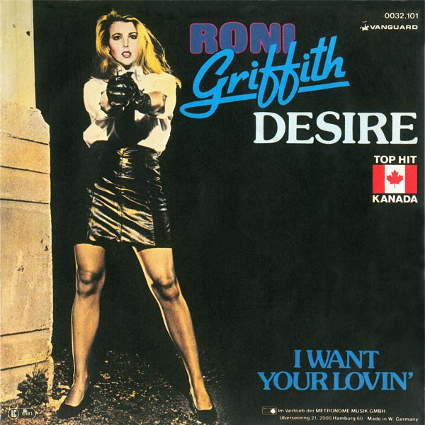 Roni Griffith - Desire