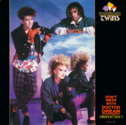 Thompson Twins - Don't Mess With Doctor