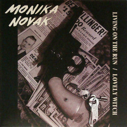Monika Novak - Living On The Run