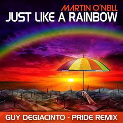 Martin O'neill - Just Like A Rainbow