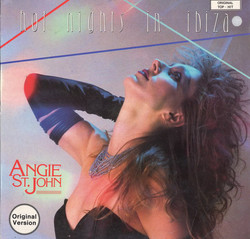 Angie St. John - Hot Nights In Ibiza