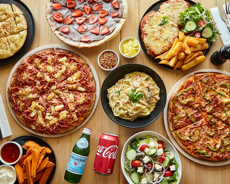 Brunswick West Pizza