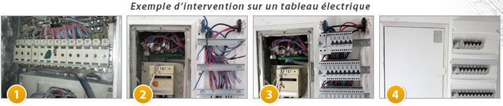 Travaux électricité chatillon 92320 - Agrée EDF