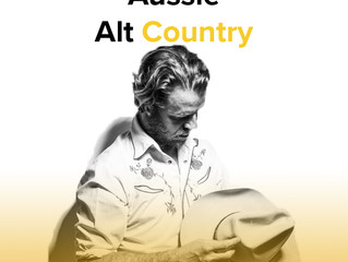 New additions to the Aussie Alt Country playlist