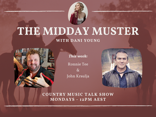 Midday Muster - Johnny K and Ronnie Tee