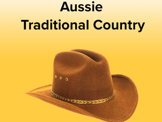 Aussie Traditional Country Playlist