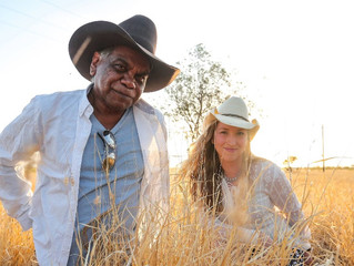 Warren H Williams and Dani Young confirm they're heading to the 2017 Tamworth Country Music Festival