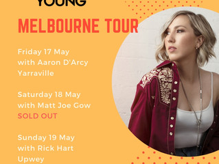 Dani sells out Melbourne