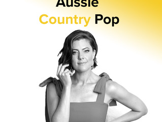 New additions to the Aussie Country Pop Playlist