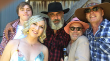 New single 'Hillbilly Cider' with Jed Zarb and Pixie Jenkins