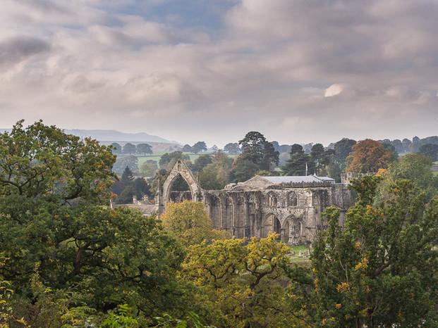 Bolton Abbey View