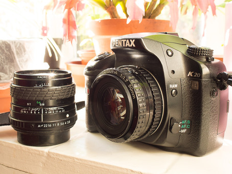 Lens choice - getting inspiration by changing equipment
