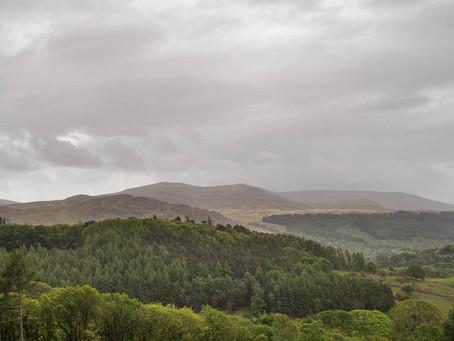 Eskdale Green to Burnmoor Tarn 6th June 2015