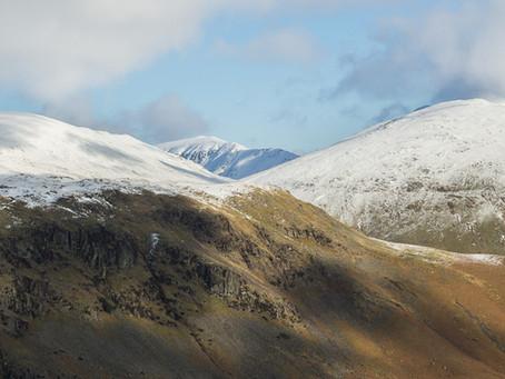 Easedale snow panoramas